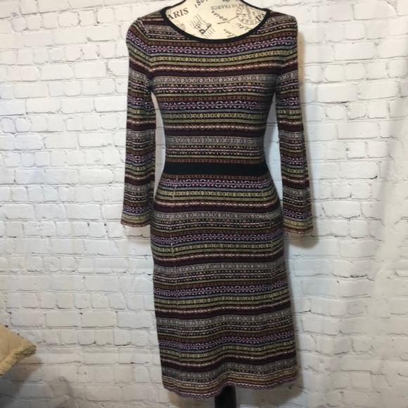 eb509183522 Anthro Sparrow Clara Sweater Dress Fair Isle. Anthropologie.  M 5cb10d7cbb22e37ac5437d07. M 5cb10d9e689ebc9c6d9d0a57.  M 5cb10da8b3e9174a7f9aef9e